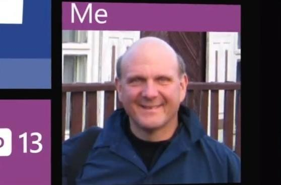 Steve Ballmer returns triumphantly to Microsoft ads for Windows Phone 8, now with less Crazy Eddie (video)