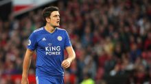 Manchester United complete world-record signing of Harry Maguire