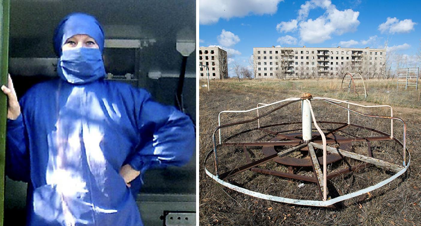 Mystery surrounds ghost town's bizarre 'sleeping sickness'