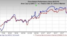 Ares Capital's (ARCC) Outlook Raised to Positive by Moody's