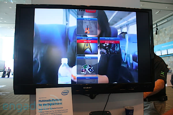 Intel rumored to launch set-top box, 'virtual cable TV service' at CES