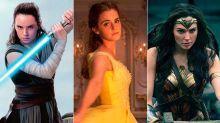 Las tres películas más taquilleras de EEUU estuvieron protagonizadas por mujeres por primera vez en 60 años