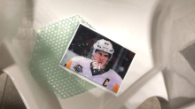 Flyers fans place pictures of Sidney Crosby in urinals, because Philly
