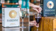 Vinhos em caixa Fabenne estão em promoção