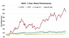 NOG Is ~450% Higher than Its 52-Week Low: Can It Keep Rising?