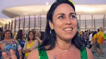 Huge crowds in Rio for Paralympics