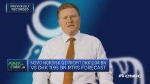 Novo Nordisk CFO: 'Avalanche' of obesity, diabetes affect...