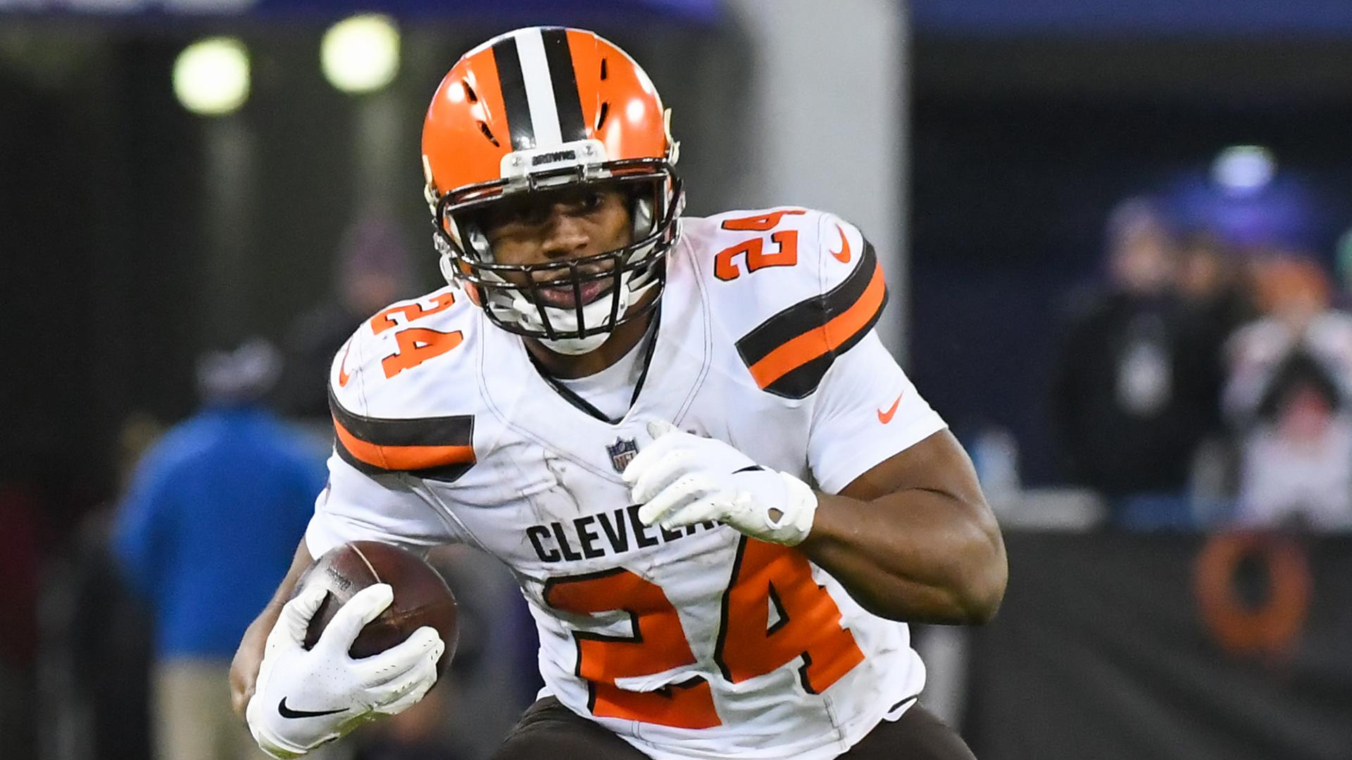 Will Nick Chubb be a top-12 fantasy running back in 2019?