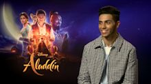 My First Job: Aladdin stars