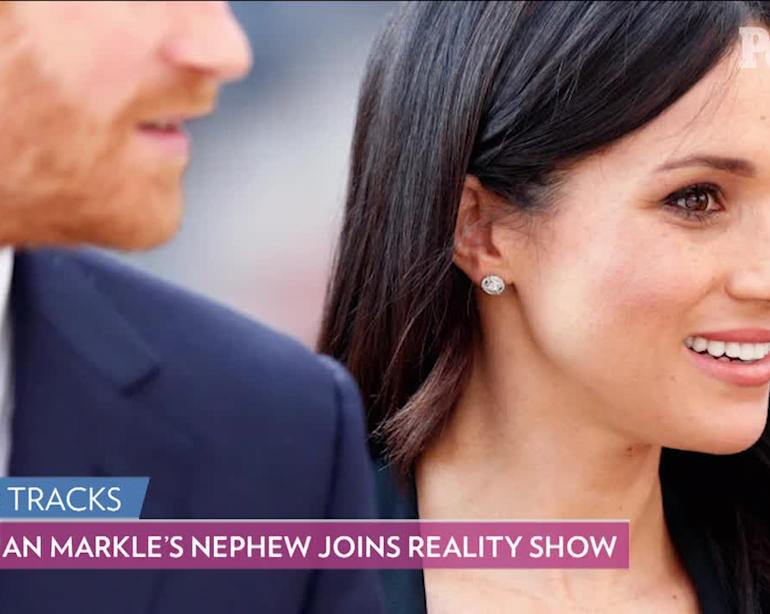 Meghan Markle's Nephew Cast in New MTV Reality Show The Royal World