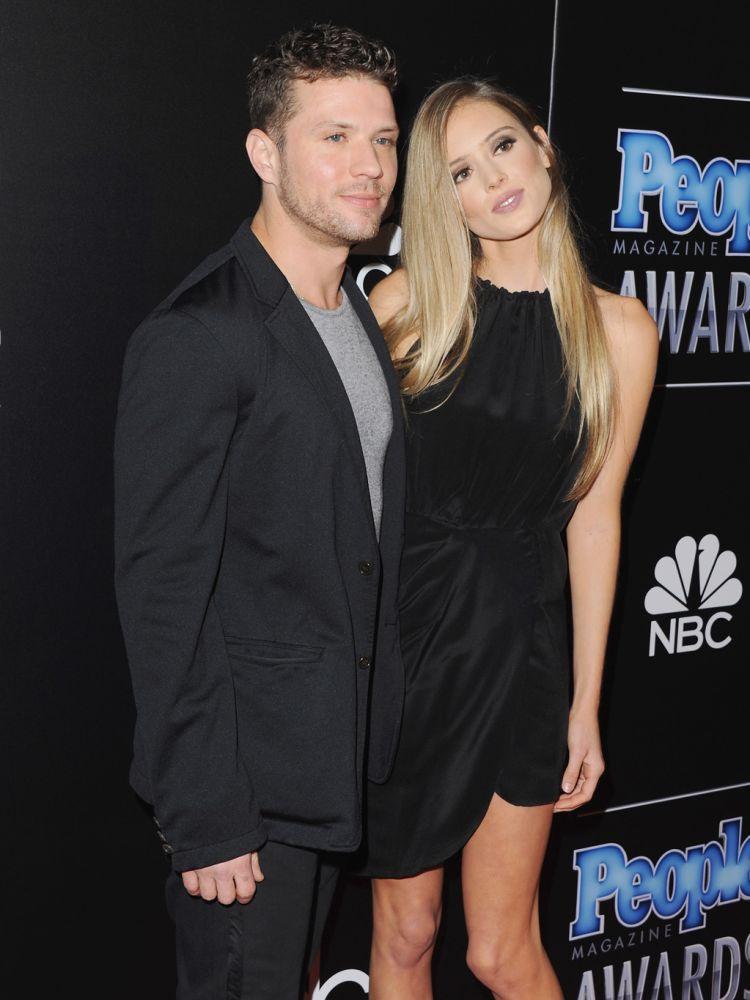 Ryan and Paulina.