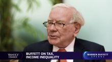 """Warren Buffett señala la """"mejor estrategia"""" para abordar la desigualdad de ingresos"""