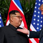 Trump says he still gets along with Kim Jong Un, despite North Korea's criticism