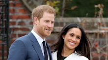 Bets being taken on Prince Harry and Meghan Markle's wedding