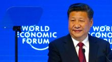 China's president defends globalization