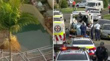 Toddlers critical after being pulled from Sydney backyard pool