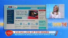 $50 million up for grabs in Greenslip rebates