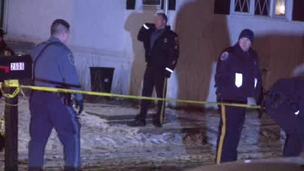 Drive-by shooting kills man in front of Delco home