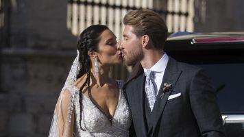 Sergio Ramos & Pilar Rubio: Die schönsten Bilder der Hochzeit
