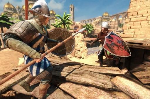 Chivalry: Medieval Warfare dashing onto consoles