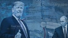 'Patriot' vs. 'traitor,' 'yes' vs. 'no': Are dictionary sites trolling Trump?