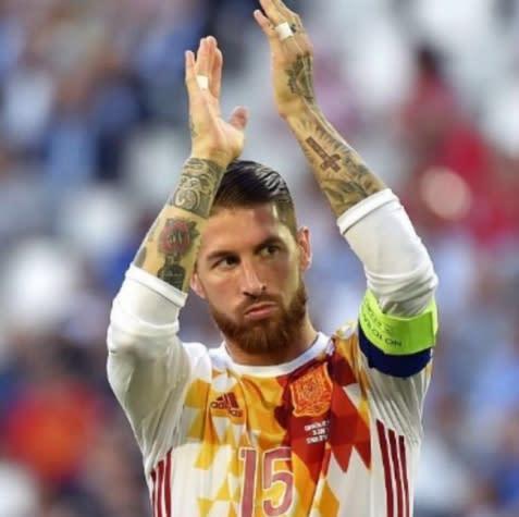 Aos 30, Sergio Ramos diz que está no auge e não pensa em aposentadoria