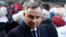 Poland, Israel condemn anti-Semitism at Auschwitz commemoration