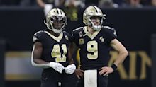 Even more reasons to stock up on Saints in fantasy with Alvin Kamara, Drew Brees back at full strength