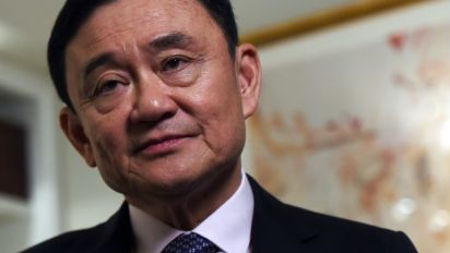 Ousted Thai PM Thaksin slapped with $500 mn tax bill