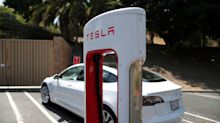 Two die after Tesla crashes with 'no one driving'