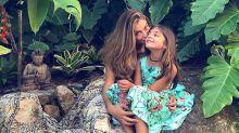 """Grazi Massafera se derrete pela filha: """"Me inspira todos os dias"""""""