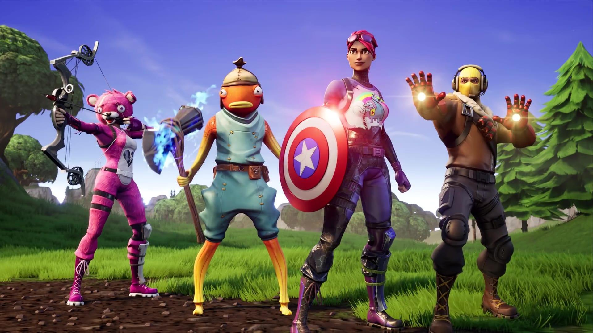 How To Play New Thanos Mode In Fortnite Fortnite Lets You Fight Thanos With Avengers Weapons Engadget