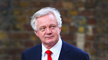 David Davis admits the UK's residency application process for EU nationals can't handle Brexit