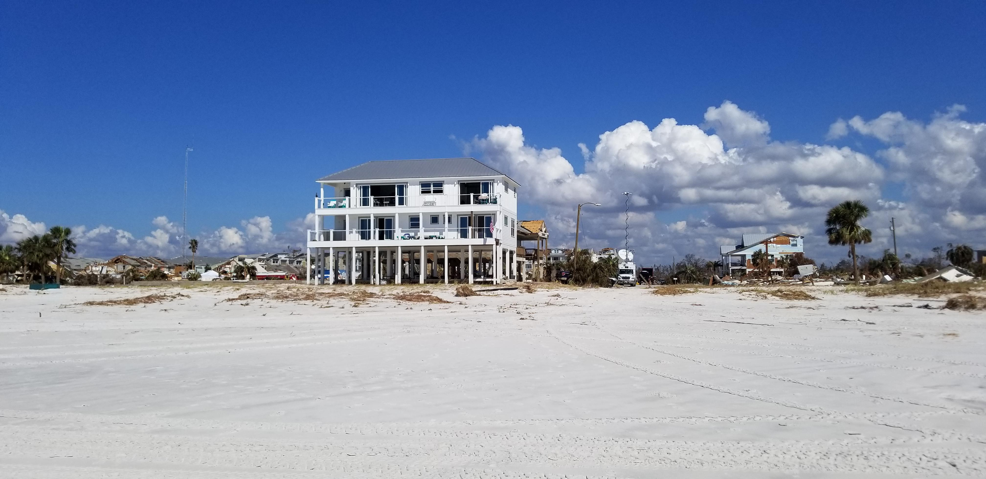 We Built It For The One How This Mexico Beach House Survived Hurricane Michael