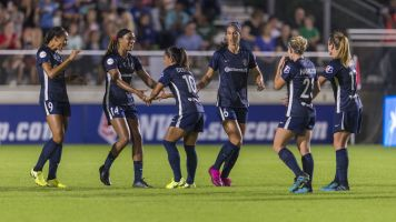 Defending NWSL champ heading back to final