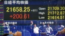 Tokyo's Nikkei index posts longest-ever winning streak