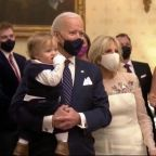 Hunter Biden honoured his late brother by naming infant son Beau