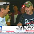 Trump Supporter Fat-Shamed By President: 'I Love The Guy'