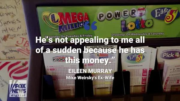 Ex-wife of $273M lotto winner does not want him back