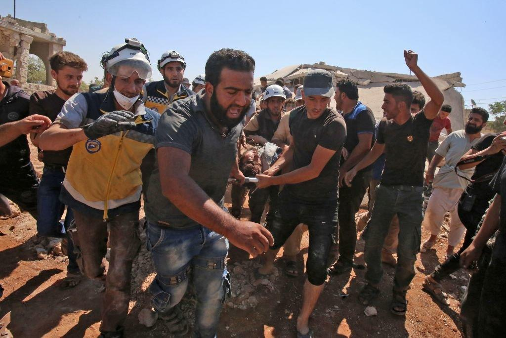 U.N. Criticizes International Community 'Indifference' to Syria Conflict as 100 Civilians Die in 10 Days