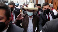 Castillo se declara ganador de elecciones en Perú tras el final del conteo de votos