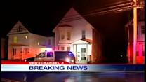Police search downtown Plattsburgh