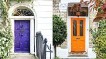 PHOTOS: Beautiful doors of London