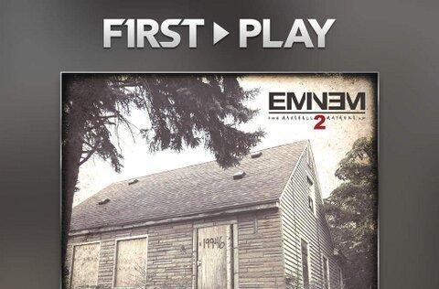 Eminem's 'The Marshall Mathers LP2' streams on iTunes Radio ahead of album's official release