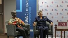 BBVA Compass and the Houston Rockets collaborate on Black History Month Fireside Chat