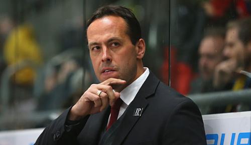 Eishockey: WM-Vorbereitung: Bundestrainer Sturm beruft drei Neulinge