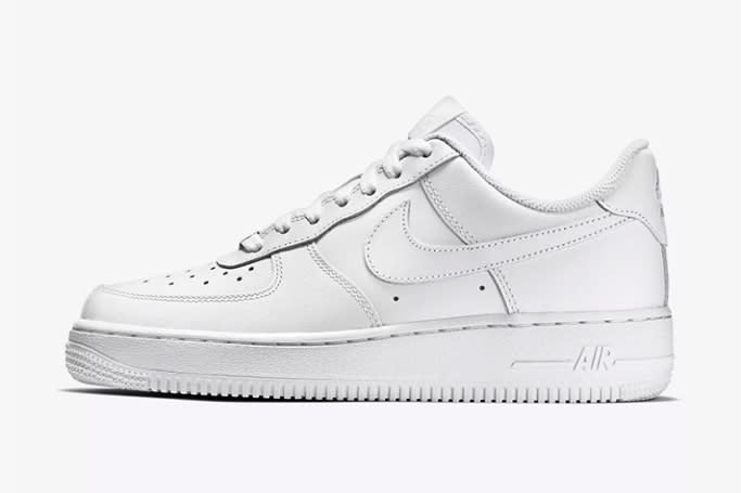 The Nike Air Force 1 Low Gets a New Silky Makeover From