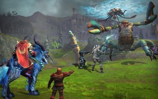 RIFT's Ffinch hopes Trion gives the game 'as a gift to the community'