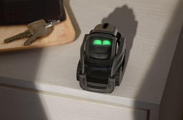 Vector, Anki's cute robot companion, is available today