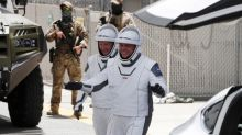Canada's Bob and Doug take off — eh! — on social media with SpaceX rocket launch